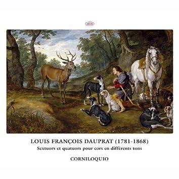 Louis François Dauprat - Sextuors et Quatuors pour Cors en Différents Tons