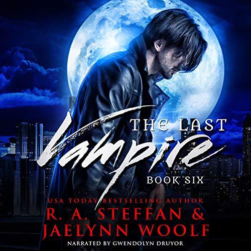 The Last Vampire: Book Six
