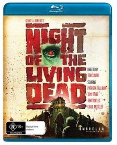 Night Of The Living Dead (1990) [Edizione: Australia] [Italia] [Blu-ray]