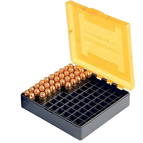 SMARTRELOADER Munitionsbox 1 für Kal.45 A.C.P - 10mm Auto - .40 S&W - .41 A.E. (100 Schuss)