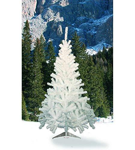 albero di natale bianco 150 cm House of Fun Candia Albero di Natale con 350 Rami