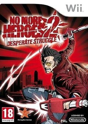 No More Heroes 2 [Nintendo Wii]
