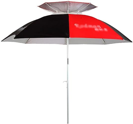 Umbrella-LSS LSS Parapluie extérieur   Parapluie de pêche   Parapluie   Parapluie de pêche   2,0 mètres double couche avec parapluie de pêche Gap   Parapluies extérieurs   Fournitures de pêche