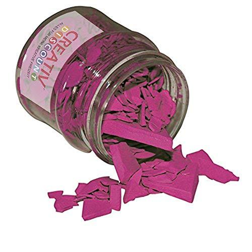 CREATIV DISCOUNT ® Candela Kerzen-Färbewachs, 20g, Violett