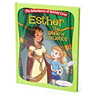 """Bible Stories for Girls, """"The Adventures of Rooney Cruz: Esther The Belle of Patience"""" A Bible Story Book For Kids, Teaching Patience Book Esther Bible Study for Christian Girls & Boys"""