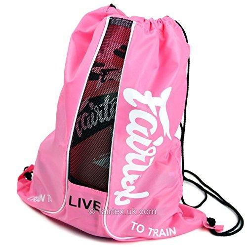 Fairtex Sach Gym Bag - Pink