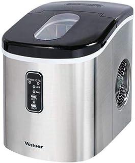 Machine à glaçons de ménage de faible puissance de la machine à glaçons 95w, la production de glace est de 16 kg/toutes le...