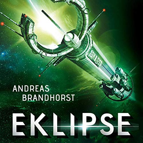 Eklipse audiobook cover art