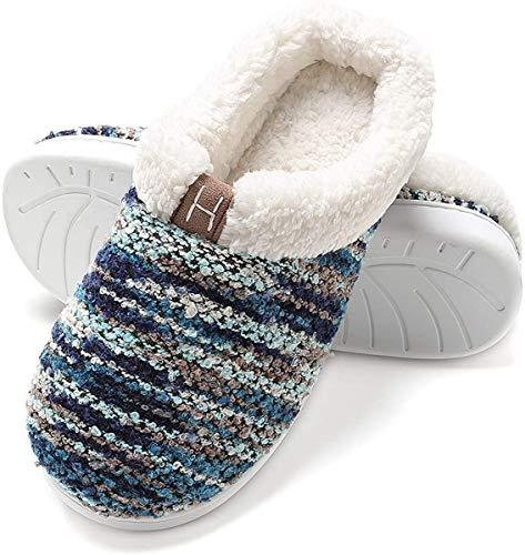 Zapatillas de Casa de Hombre Invierno - Zapatillas Casa Ultraligero Cómodo y...