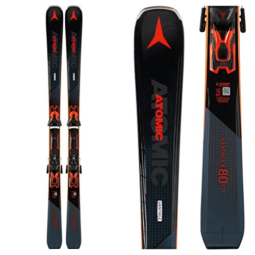 ATOMIC All-Mountain Ski blau 173