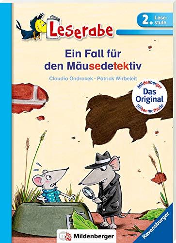 Ein Fall für den Mäusedetektiv (Leserabe mit Mildenberger Silbenmethode)