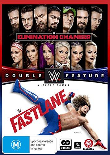 Wwe - Elimination Chamber 2018 / Fast Lane 2018 / Double Pack (2 Dvd) [Edizione: Australia] [Italia]