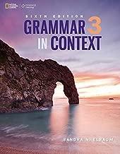 Grammar in Context 3 (Grammar in Context, Sixth Edition)