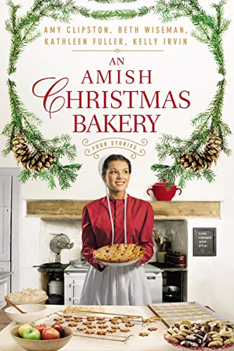An Amish Christmas Bakery: Four Stories