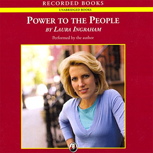 Power to the People audiobook cover art