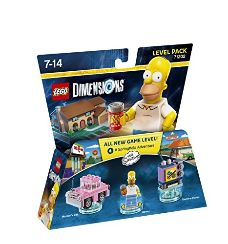 LEGO Dimensions – Level Pack – Simpsons - 16