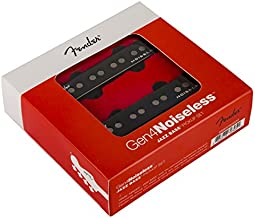 Fender Generation 4 Noiseless Jazz Bass Single-Coil Pickups - Set of 2