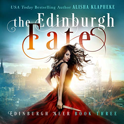 The Edinburgh Fate audiobook cover art