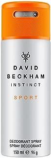 David Beckham Deodorant Spray for Men, Instinct Sport, 5 Ounce
