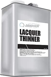 Nanoskin NA-LTR128 LACQUER THINNER - 1 Gallon, 128. Fluid_Ounces