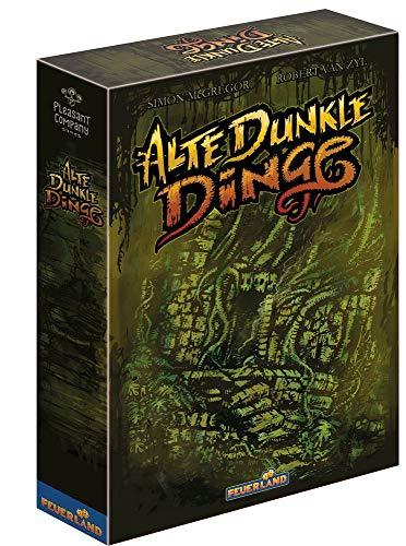 Feuerland Spiele 5069957 Spiele Alte Dunkle Dinge...