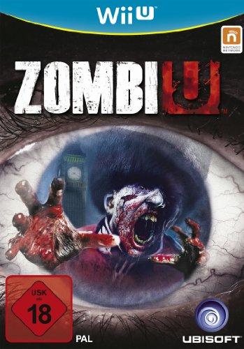 ZombiU [Software Pyramide] - [Nintendo Wii U]