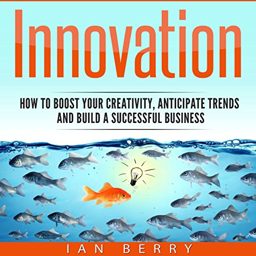 Innovation  By  cover art