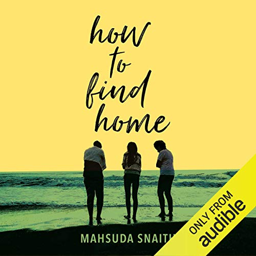 How to Find Home audiobook cover art