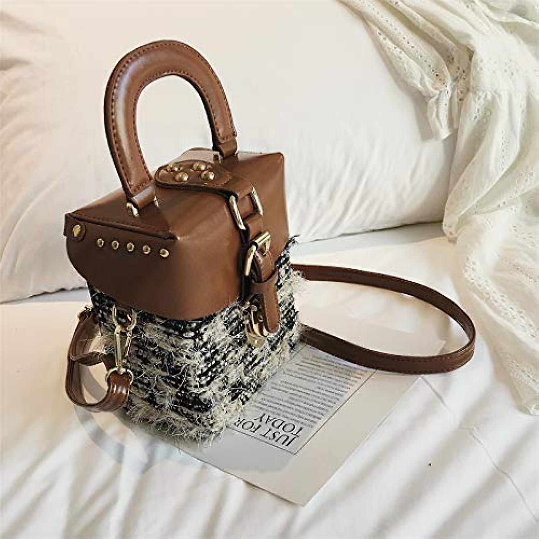 WANGZHAO Shoulder Bag Handbag, Women Bag, Satchel Bag