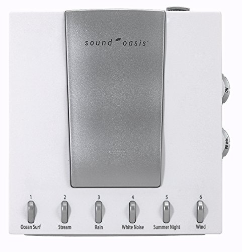 Sound Oasis S-550-05 Sound Therapy...