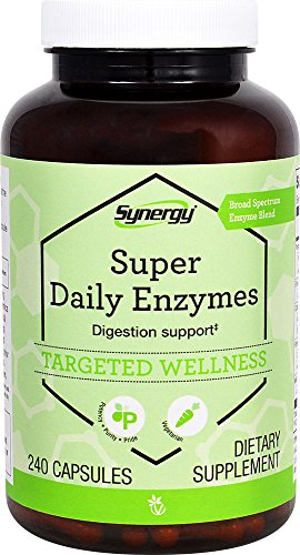 Vitacost Super Daily Enzymes - 240 …