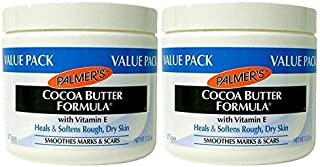 Palmer's Cocoa Butter Formula Cream, Value Pack, 13.25 oz, 2 Pack