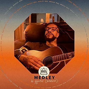 Medley: Vendaval / Descomunal / De Amor / Deixa Eu Consertar / Especial - Do Quintal (Session)
