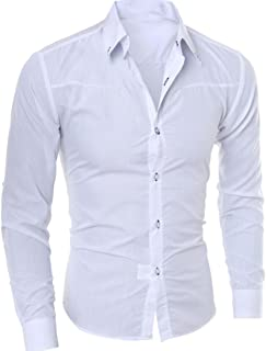 9535d6ff10 Amazon.it: camicia bianca uomo - Abbigliamento tecnico e protettivo ...