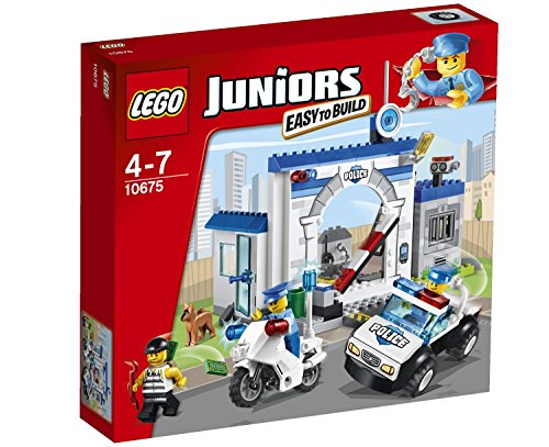 LEGO Juniors 10675 - Polizeiwache