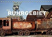 Das Ruhrgebiet (Tischkalender 2022 DIN A5 quer): Die faszinierende und und oft unterschaetzte Region im Westen Deutschlands. (Monatskalender, 14 Seiten )