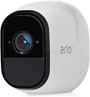 Arlo Pro 2 - Add-On Camera, Work with Alexa, Rechargeable, Wire-Free, 1080p HD, Audio, Indoor/Outdoor, [Base Station not I...