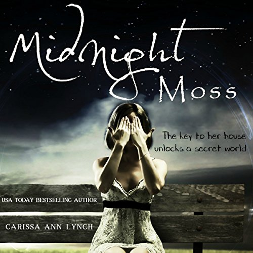 Midnight Moss audiobook cover art