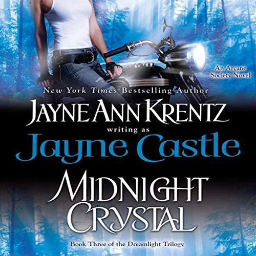 Midnight Crystal audiobook cover art