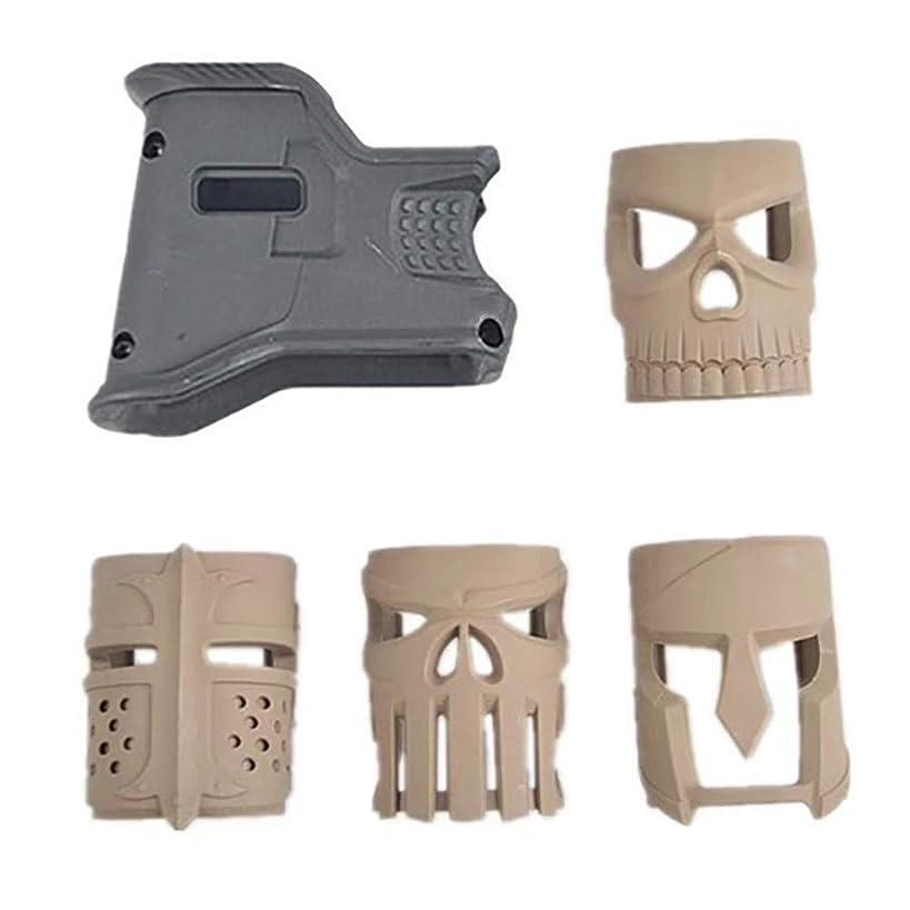 WYMDDYM AR-15 Standard Magazine Decoration Grip Tactical Improved Grip Cover