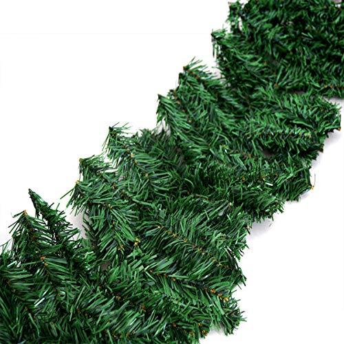 PrimoLiving Tannengirlande Weihnachtsgirlande 5m 500cm (P-13069)