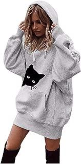 Women's Hoodies, FORUU Fashion Solid Color Clothes Pullover Coat Hoody Sweatshirt
