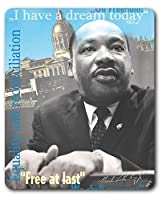 Martin Luther King Jr。マウスパッド–I Have A Dream , 1963( 9x 7インチ