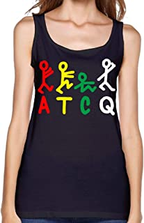 Sexy Women A Tribe Called Quest Vest Comfortable T Shirt Young Girl Tank Top