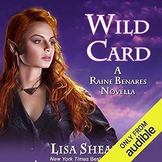 Wild Card audiobook cover art