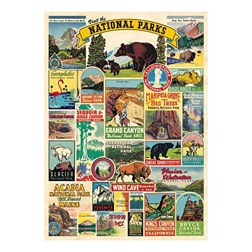 Puzzles Classic Puzzles 1000 Pieces Educational Puzzles for Adults, Family Game, 70 cm x 50 cm