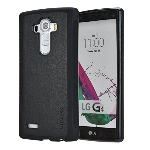 Mulbess Slim Phone Cover for LG G4 Case, TPU Silicone Shockproof...