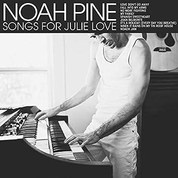 Songs for Julie Love