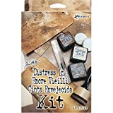 Ranger Tim Holtz Distress de Tinta Kit, 11,43 x 18.79 X 4,06 cm