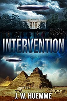 Intervention: A Science Fiction Adventure by [J.W. Huemme, Nancy Halseide]